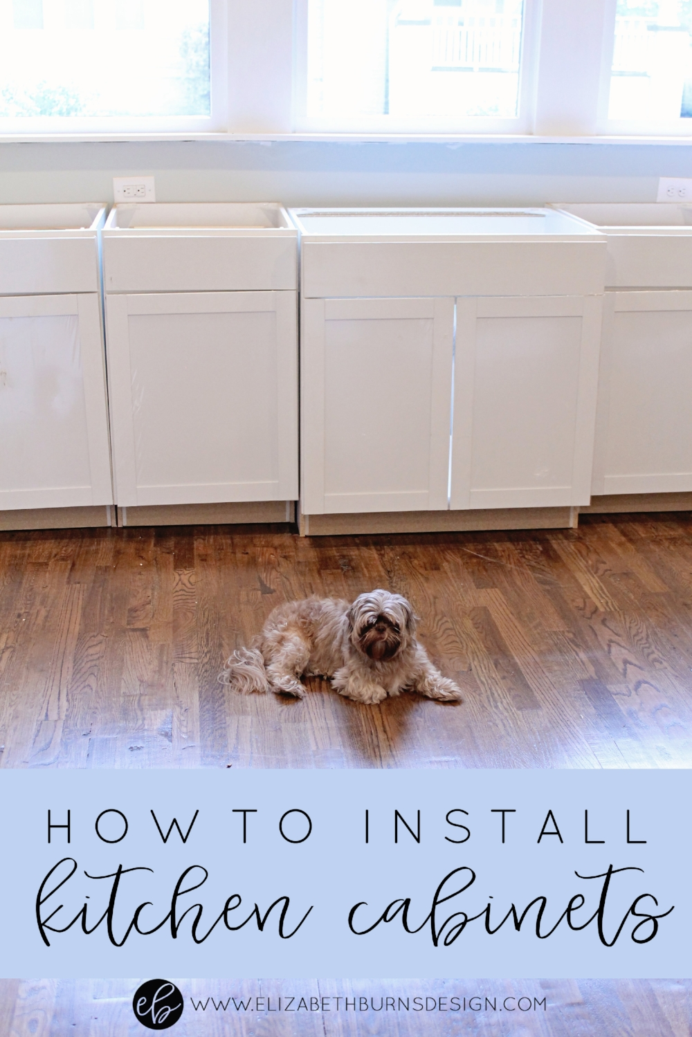 how to install kitchen cabinets install kitchen cabinets Installing Kitchen Cabinets main