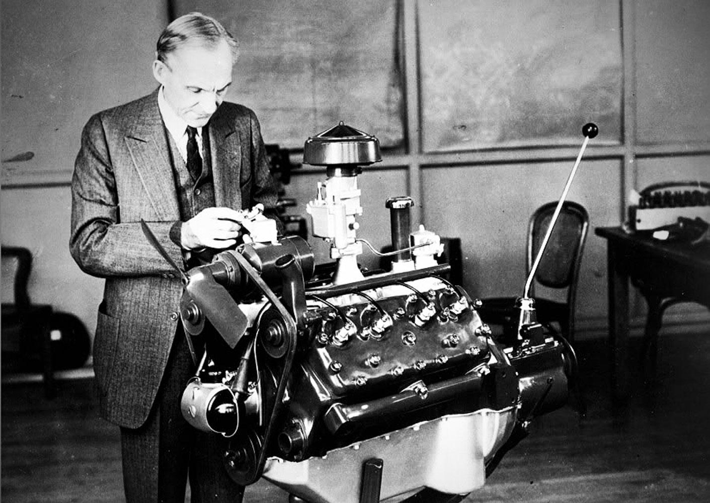 The history of Ford\u0027s iconic flathead engine \u2014 The Motorhood