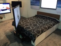 bed tv mount hometech special cedia 2014 wrap up