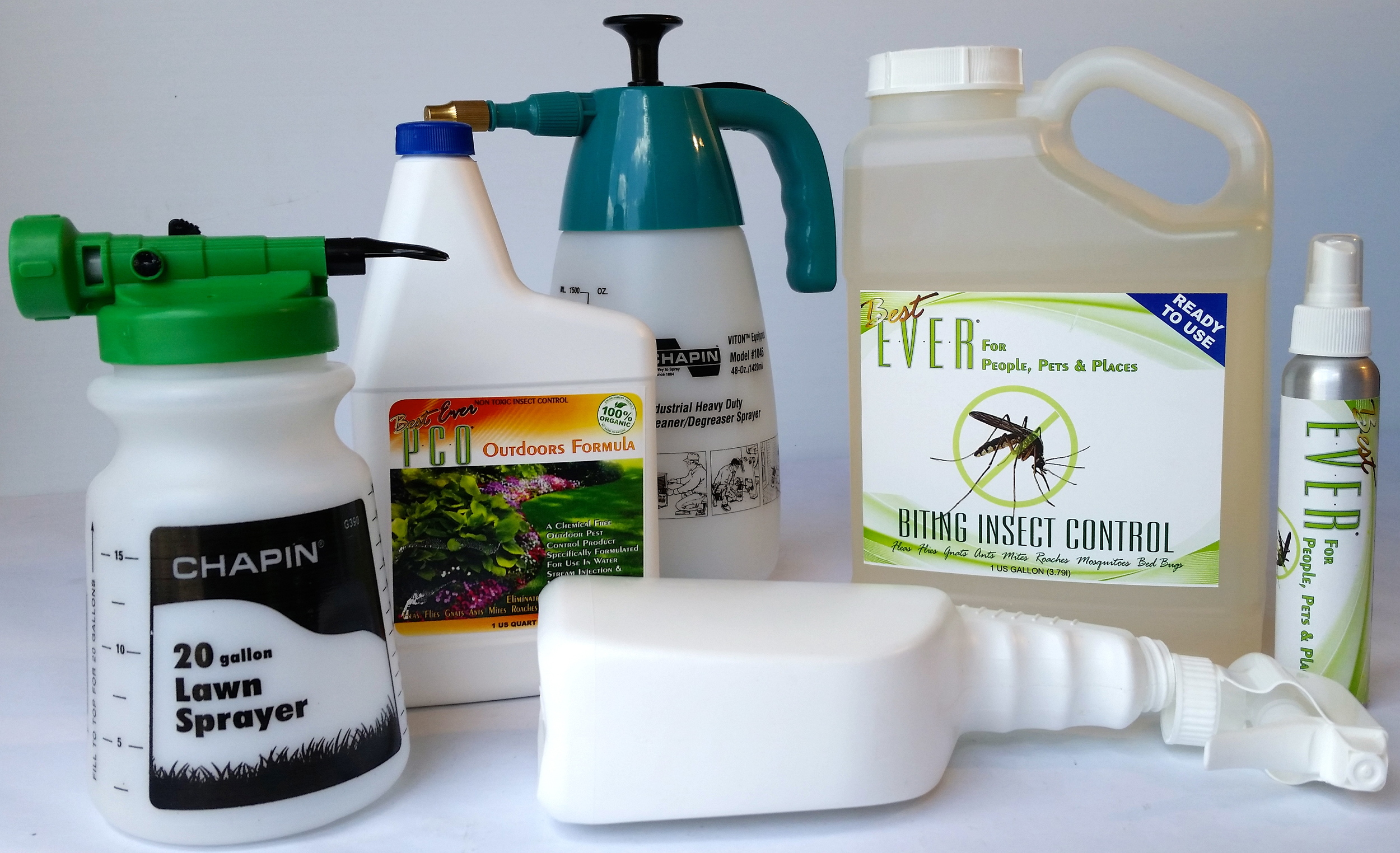 Diy Pest Control Supplies Best Non Toxic Indoor Outdoor Bug Kits