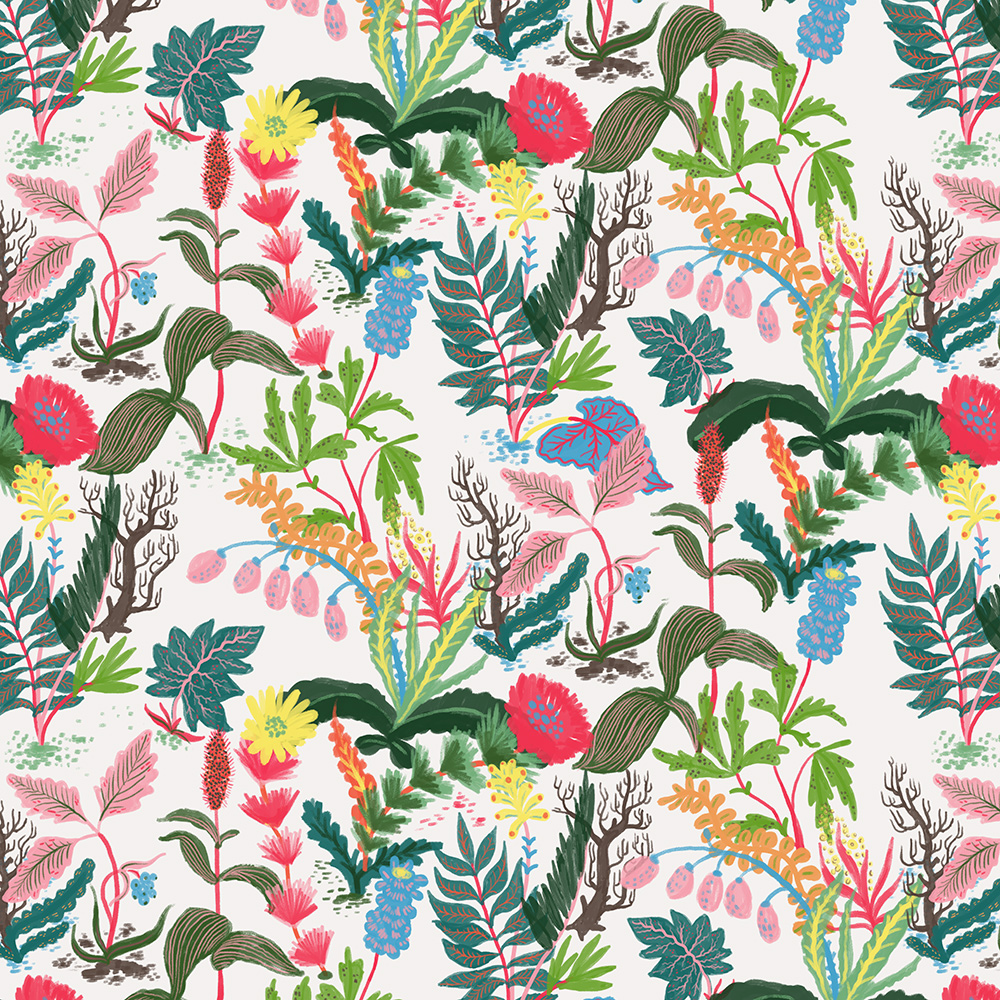 Lilly Pulitzer Fall Wallpaper Llew Mejia Llew Mejia Illustration Surface Design