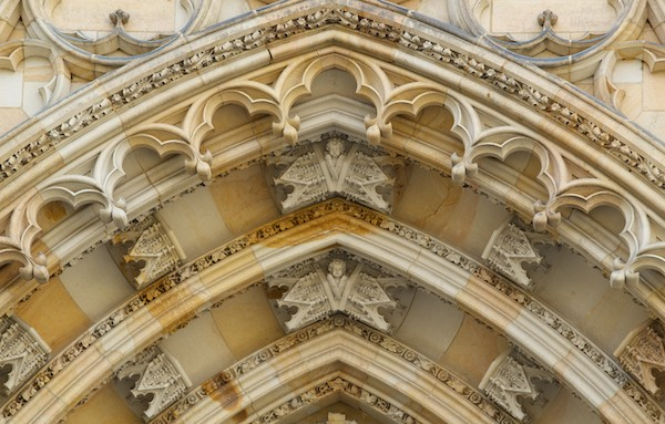 Mirroring Architectural Details — Corey Hilz Photography