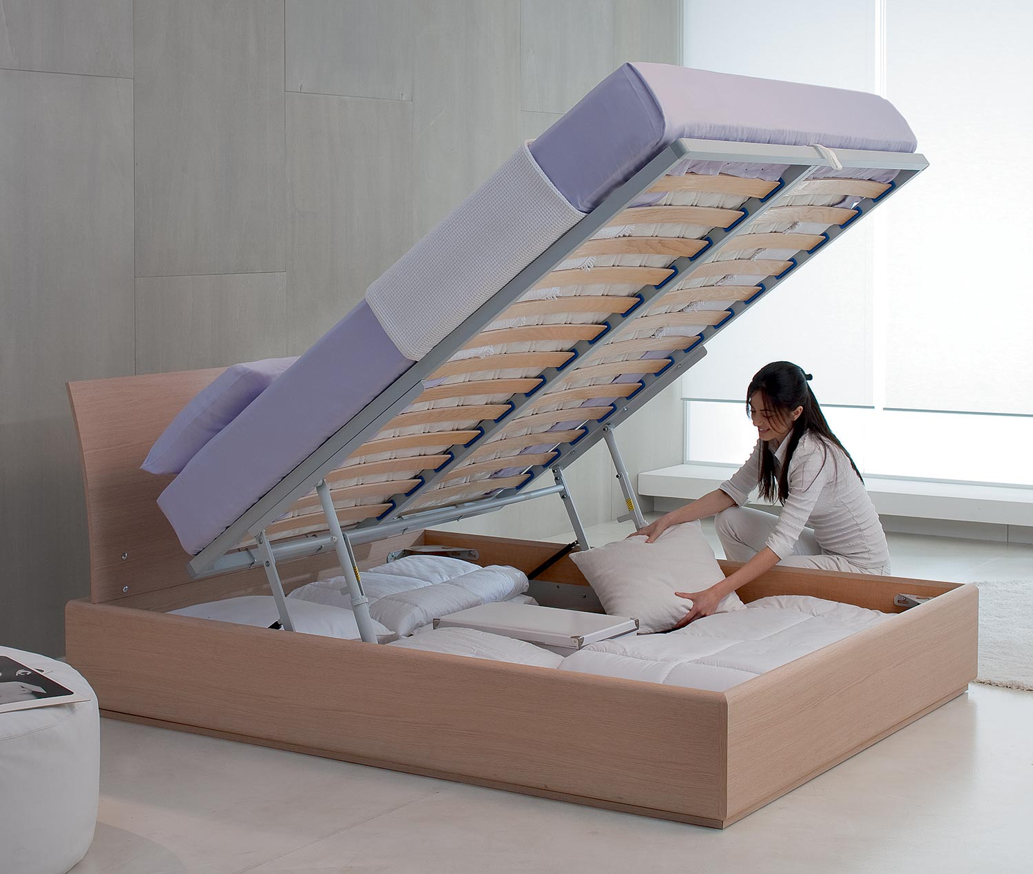 Lifting Beds Pessotto Reti Bed Lifting Mechanisms International Prodimex