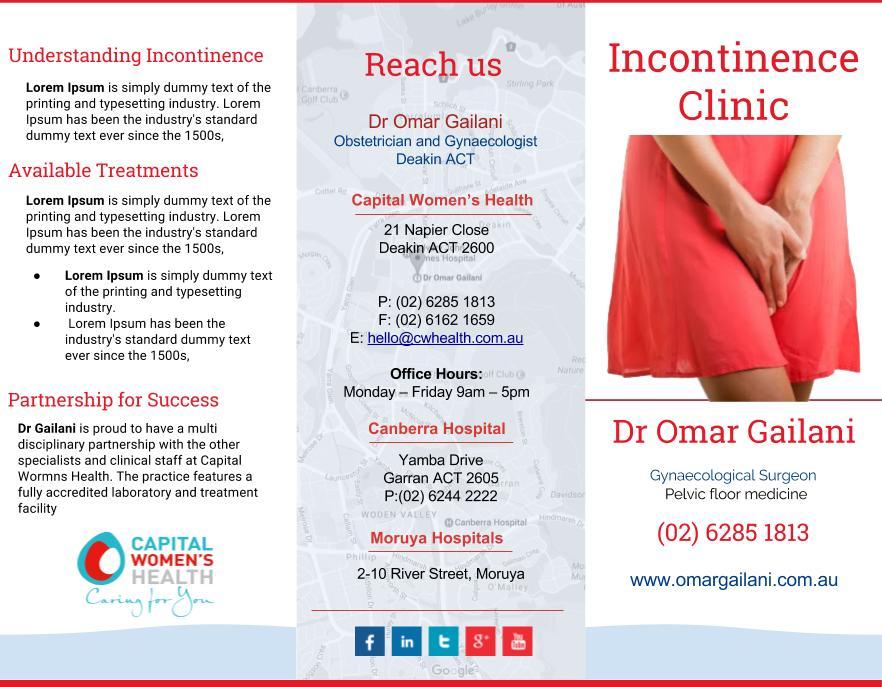 Medical Brochures - Medical Websites Content Writing Medical - medical brochure