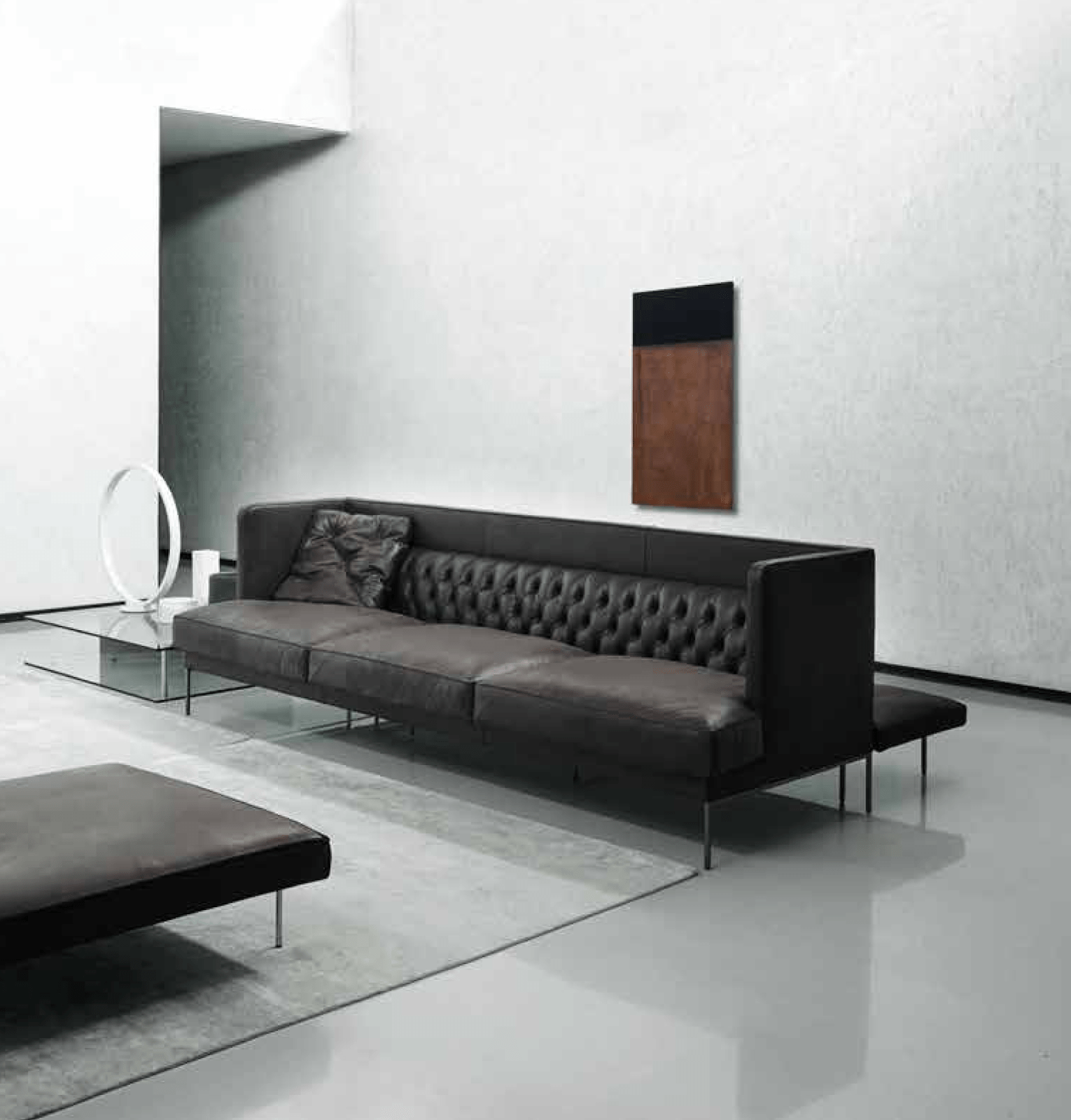 Piero Lissoni Modular Sofa Some Say Image Is Everything Graye