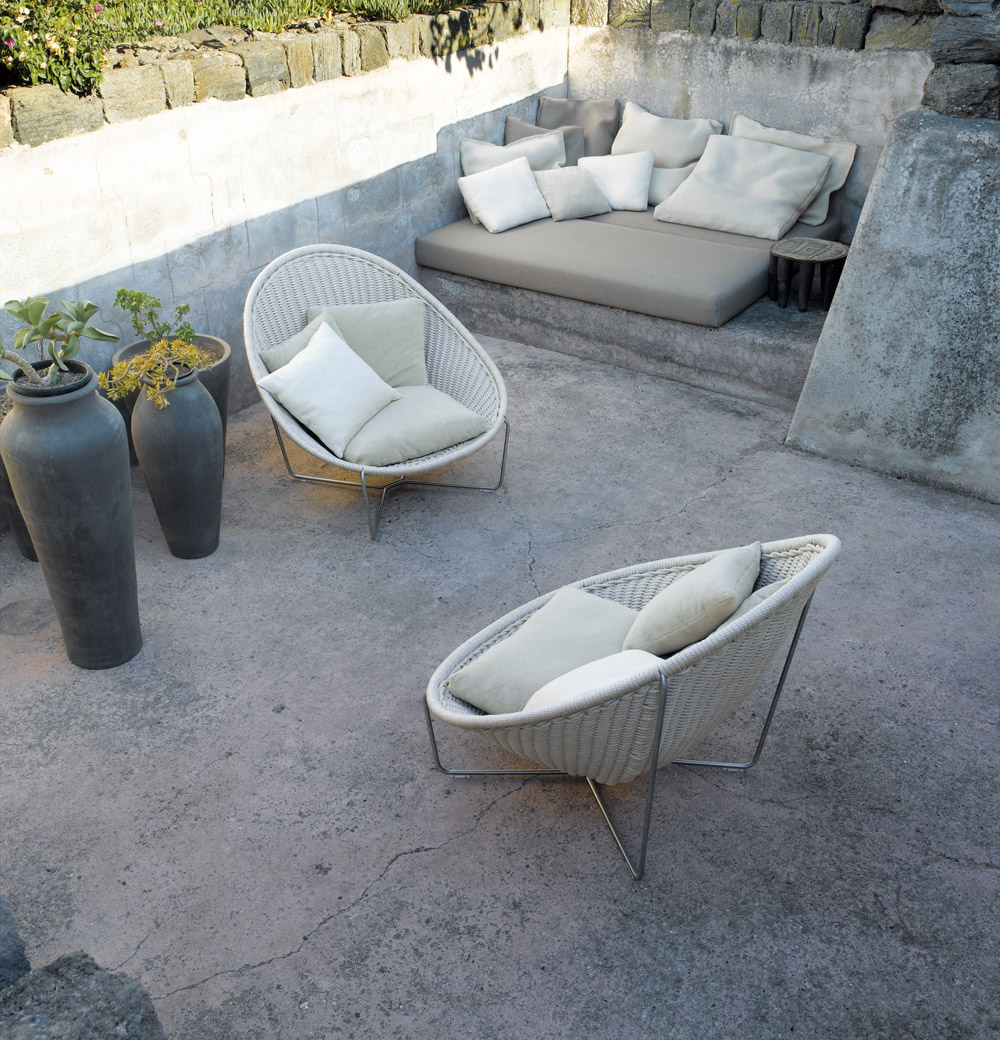 Outdoor Lounge Nido Lounge Chair Outdoor