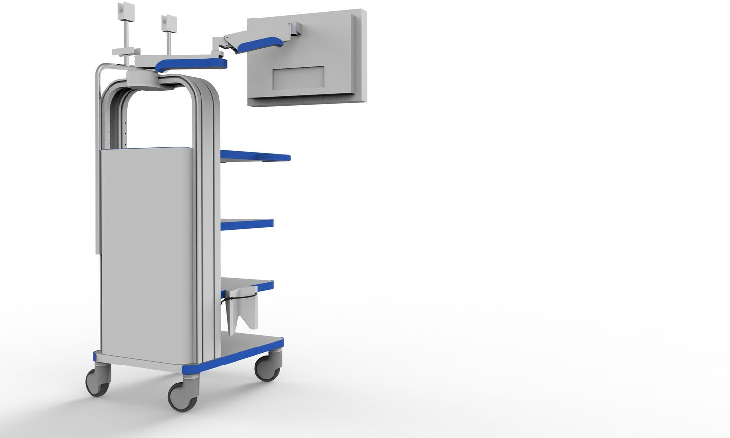 Workstation for Olympus Medical \u2014 7TH Design  Invention - Product