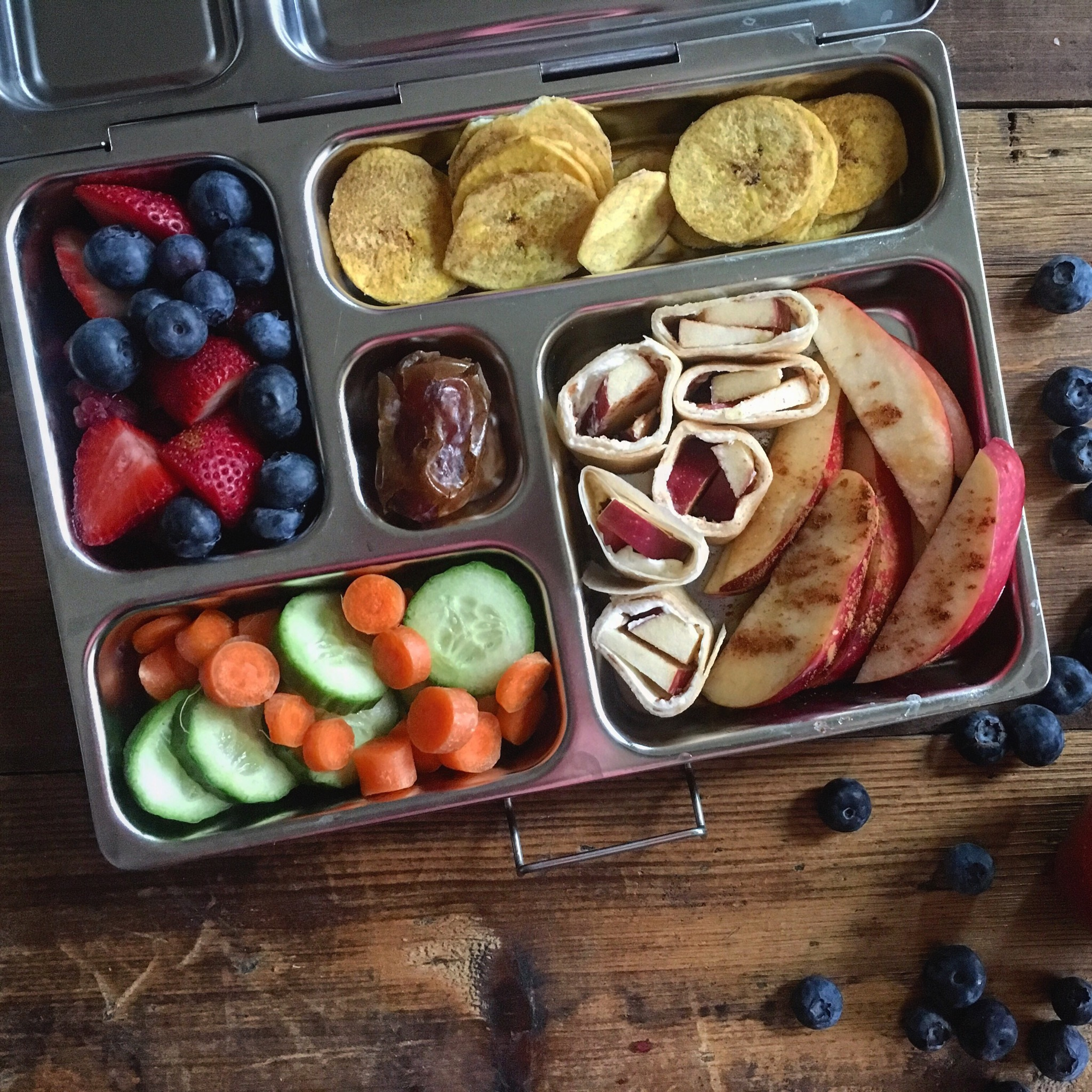 Lunch In A Box 5 Nut Free Lunch Box Ideas The Natural Nurturer