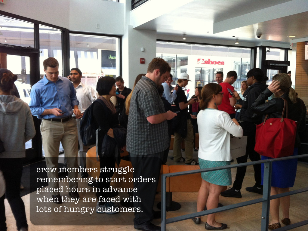 Redesigning Chipotle\u0027s take-out order system \u2014