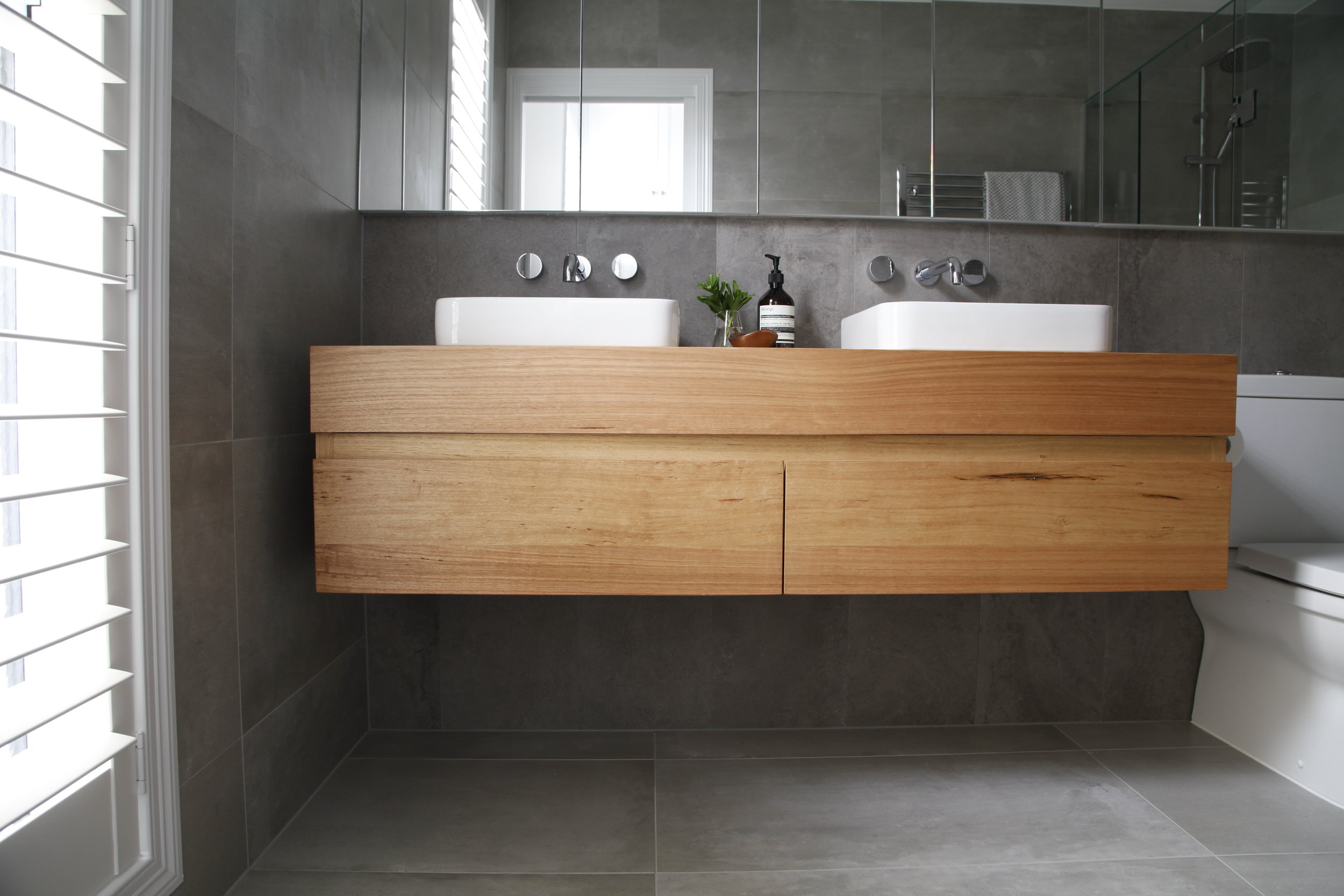 Bathroom Vanities Timber With Popular Style Eyagcicom