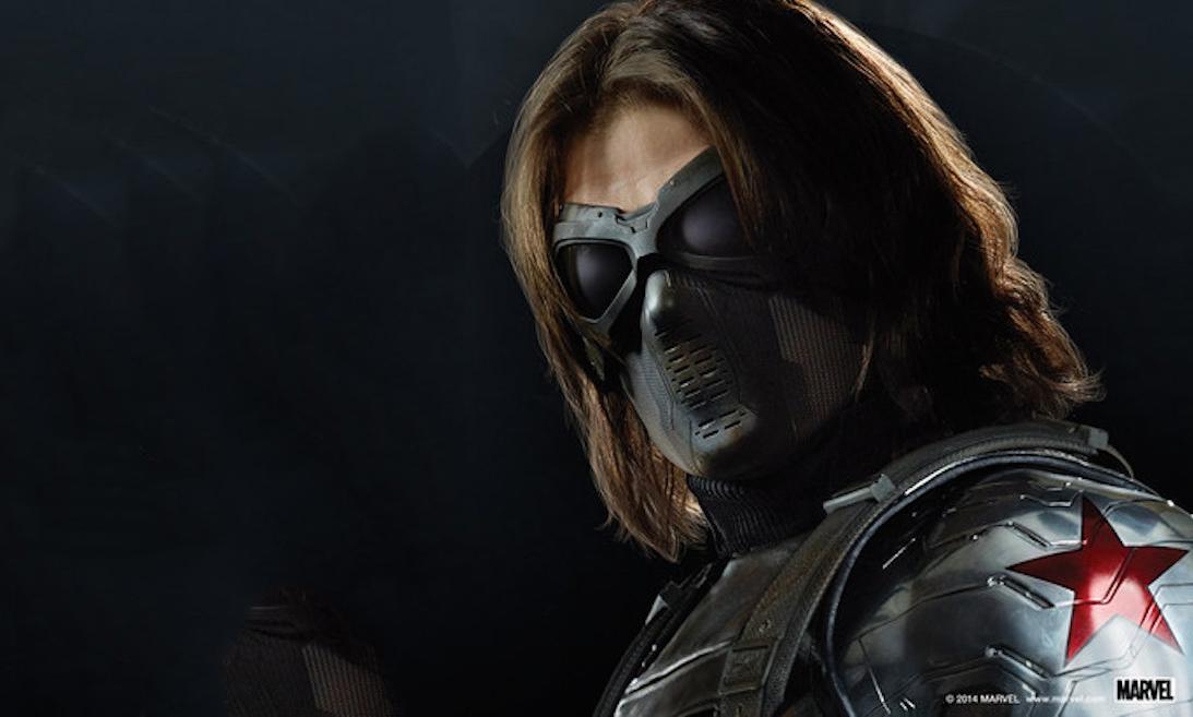 Wallpaper Superhero Marvel 3d Captain America The Winter Soldier Scps
