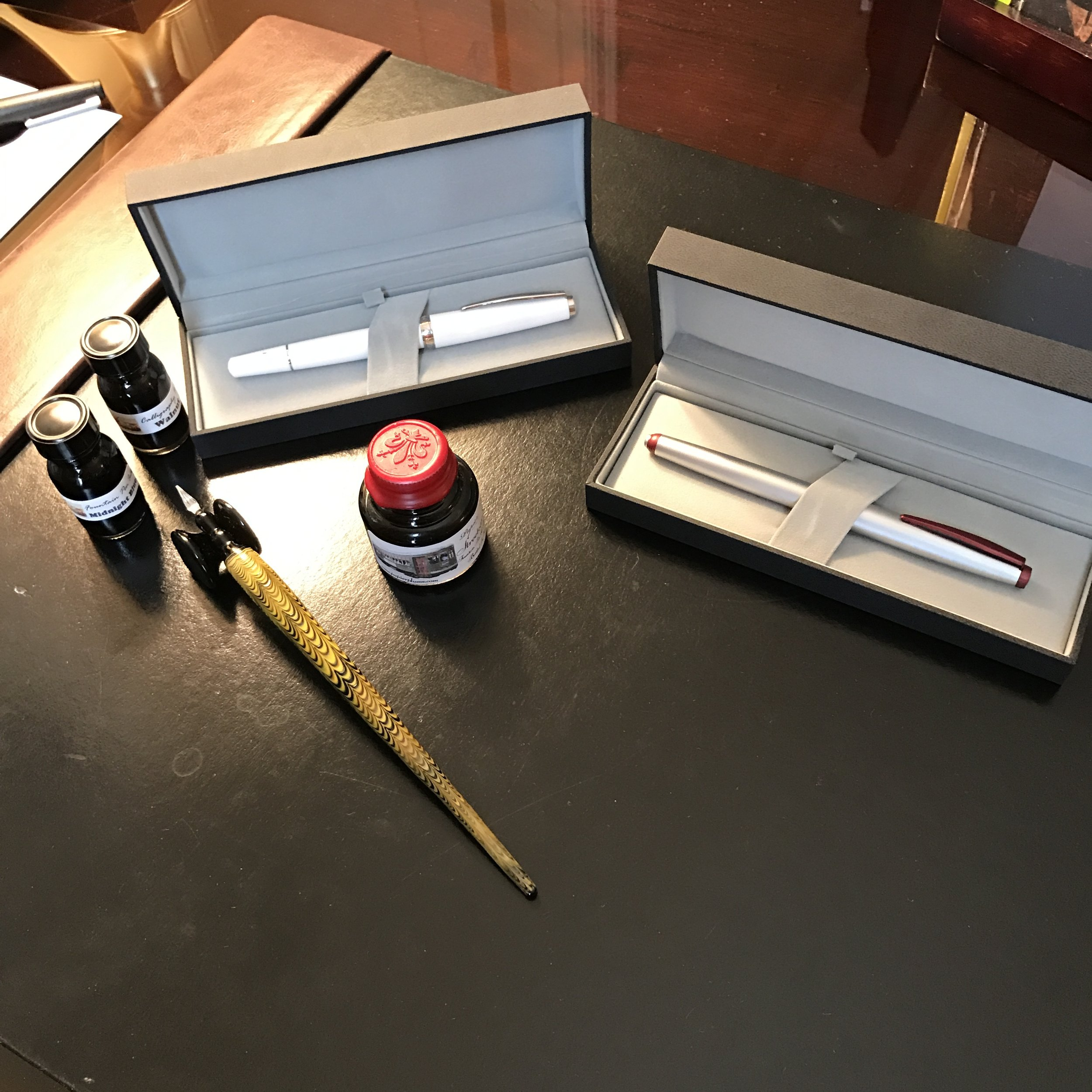 Calligraphy Pens B&m The Gentleman Stationer