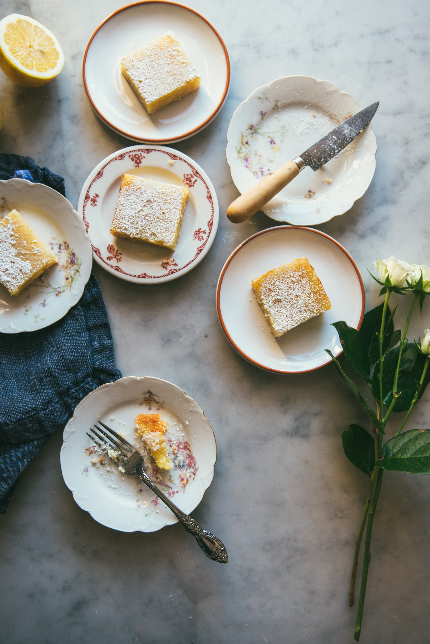 Ina Garten Bars Lemon Bars And Finding Inspiration O O Eats