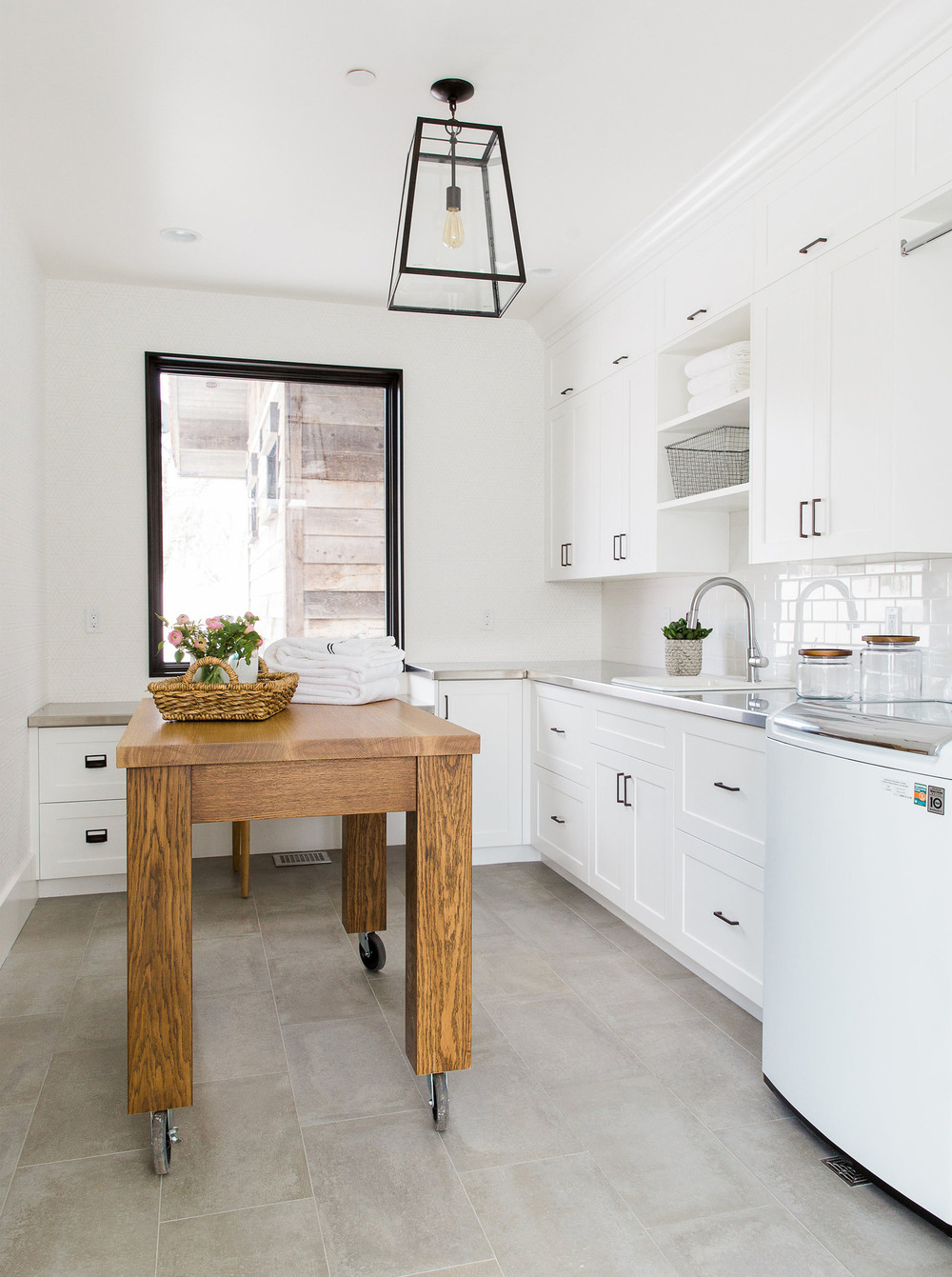 Laundry Room Countertop Material Tips For The Perfect Laundry Room