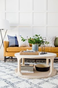 How to Style a Round Coffee Table  STUDIO MCGEE