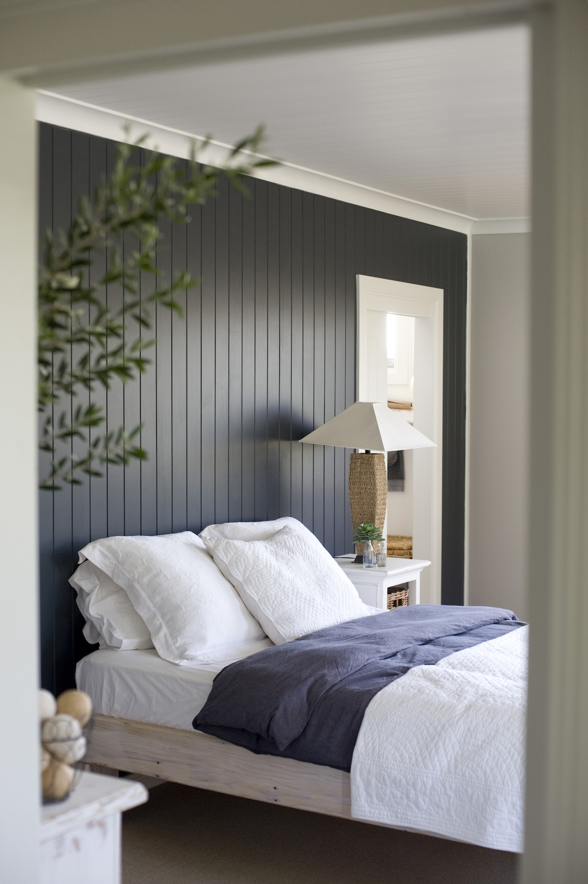 What Color To Paint Paneling Why We Love Painted Vertical Wood Paneling