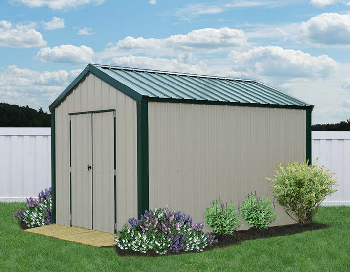 Metal Sheds Liberty Storage Solutions