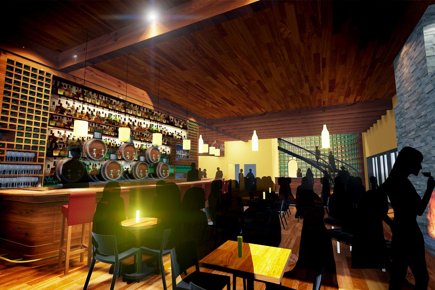 City Winery - Nashville Renderings \u2014 PKPD \u2013 Phillip Katz Project