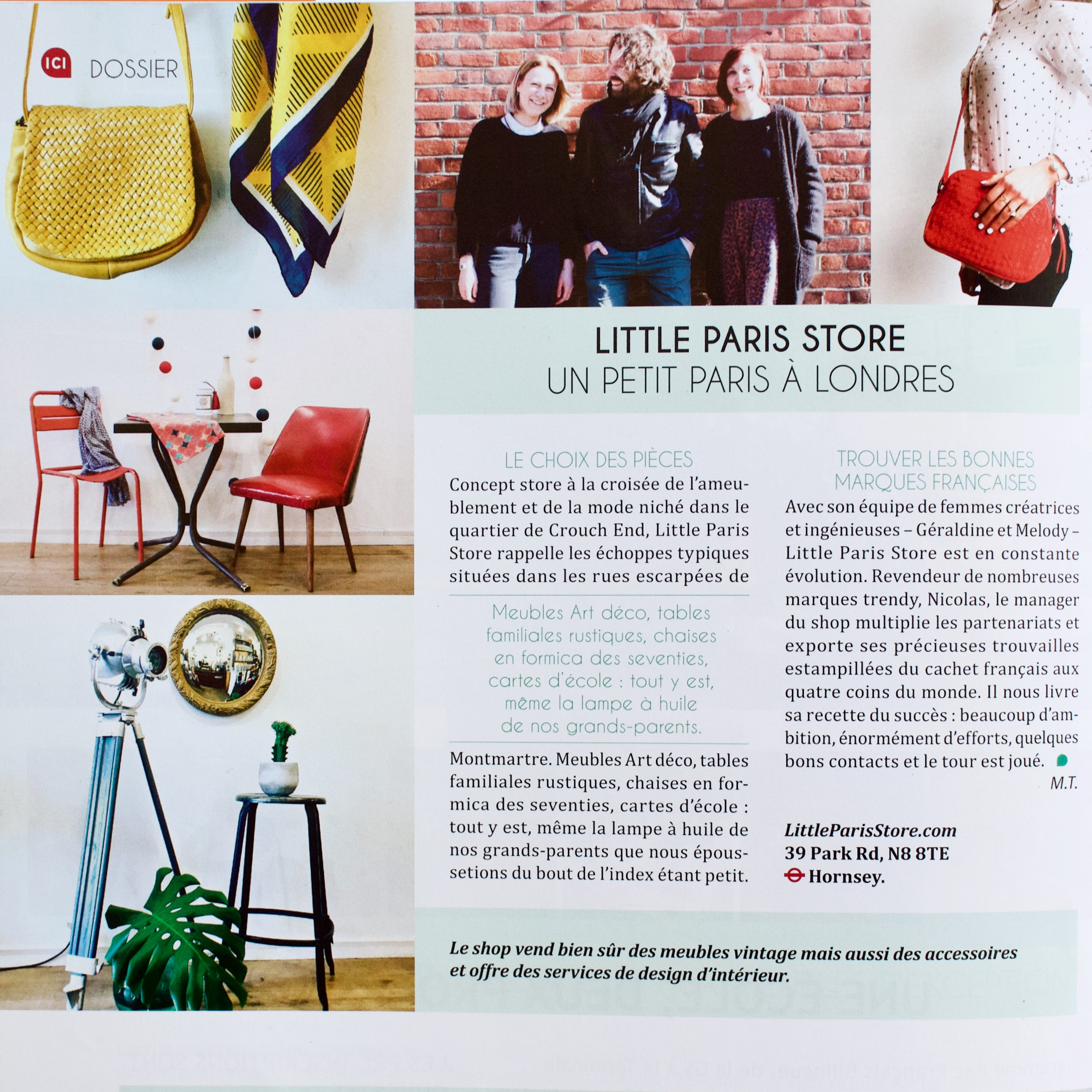 Ici Store Little Paris Store