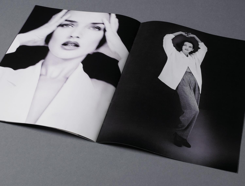 Fashion Brochure \u2014 Lythgoe   Design Studio   Graphic design, Art