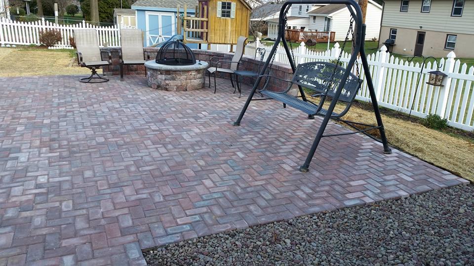 Patios/Walk Ways/Retaining Walls — Bls Landscaping & Construction