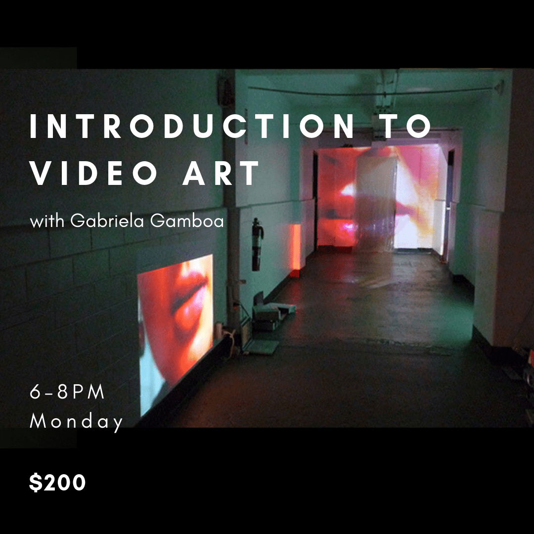 Video Art Introduction To Video Art
