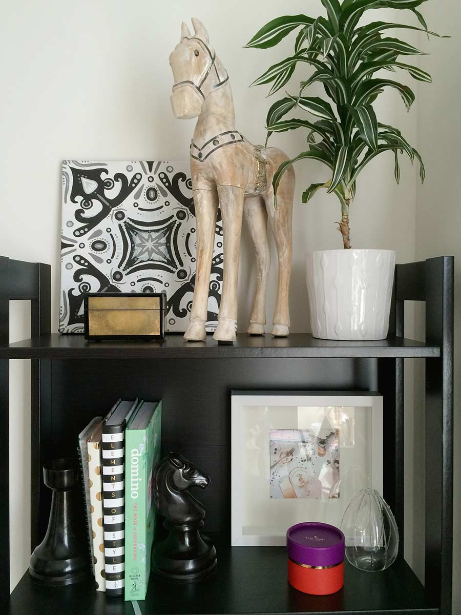 Home Office H&m My House The Blog Welcome Splendor Styling Interiors