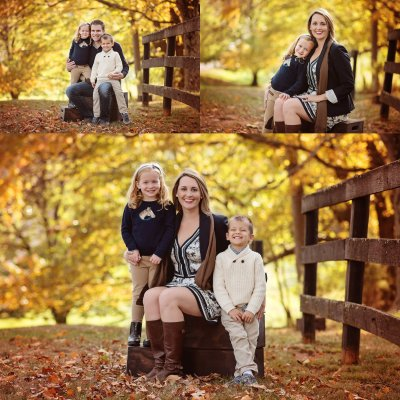 Fall Family Session | Kate Montaner Photography | Northern ...