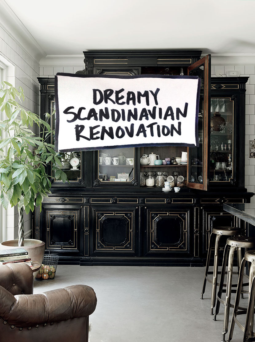 Renover Malin Malin Persson S Ridiculous Swedish Dream Home Parker Etc