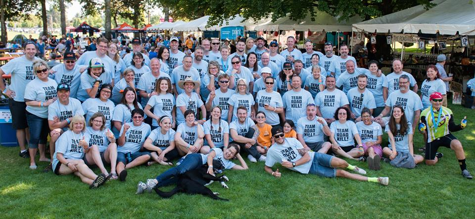 20 - Team Road Kill - Fighting MS with One Simple Word - GO! \u2014 How