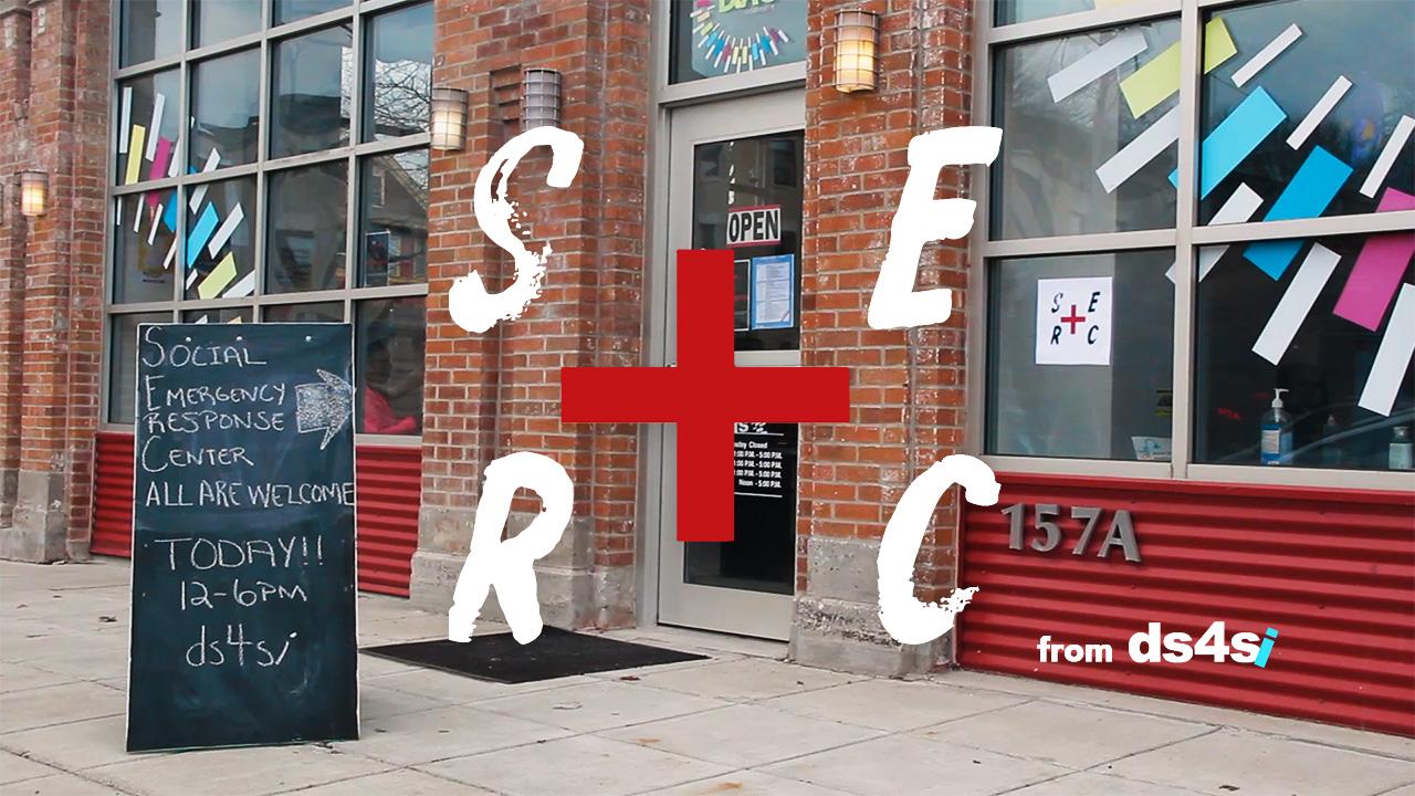 Social Emergency Response Center \u2014 ds4si