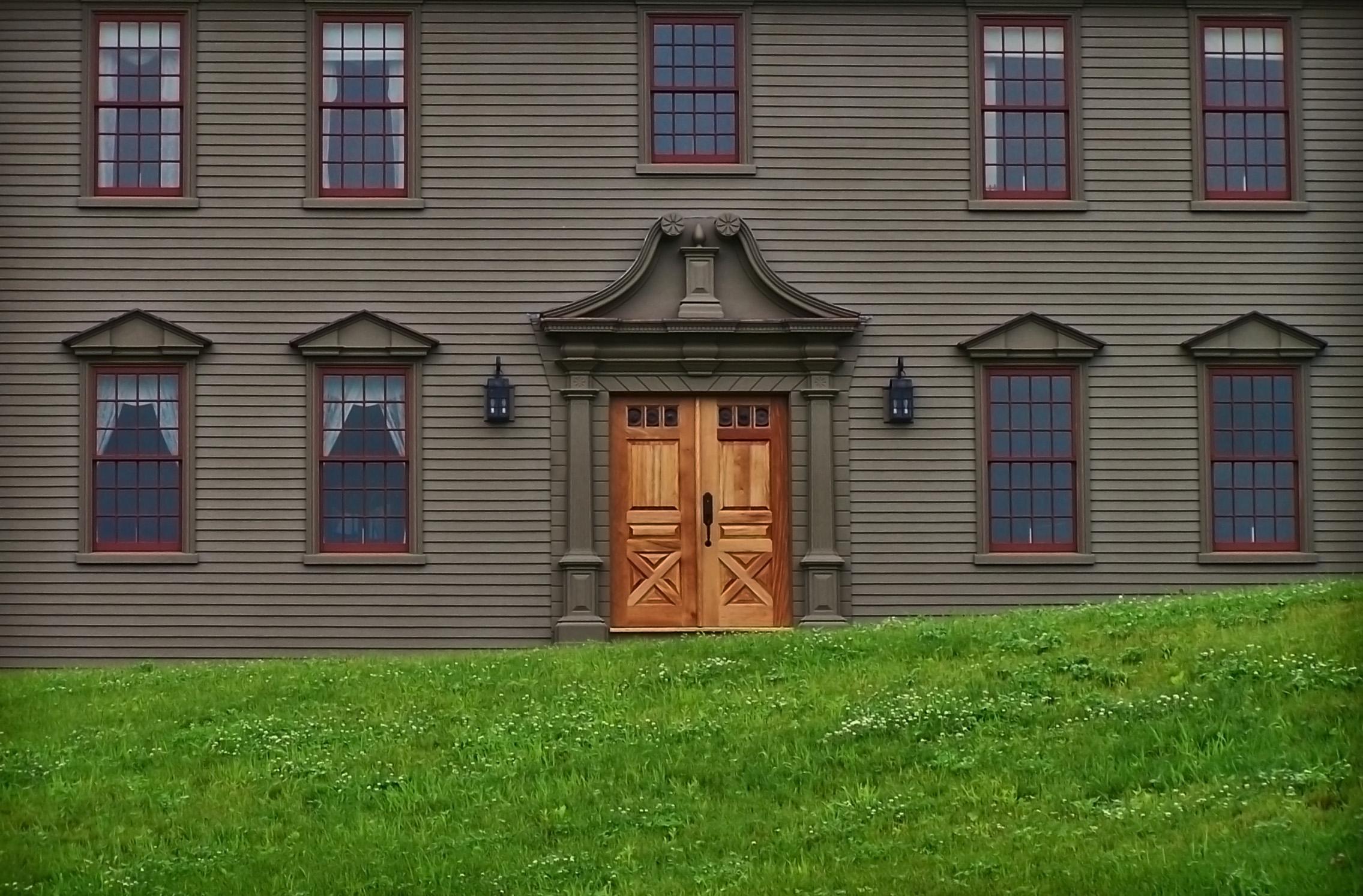 Cover jpg details exterior trim siding windows