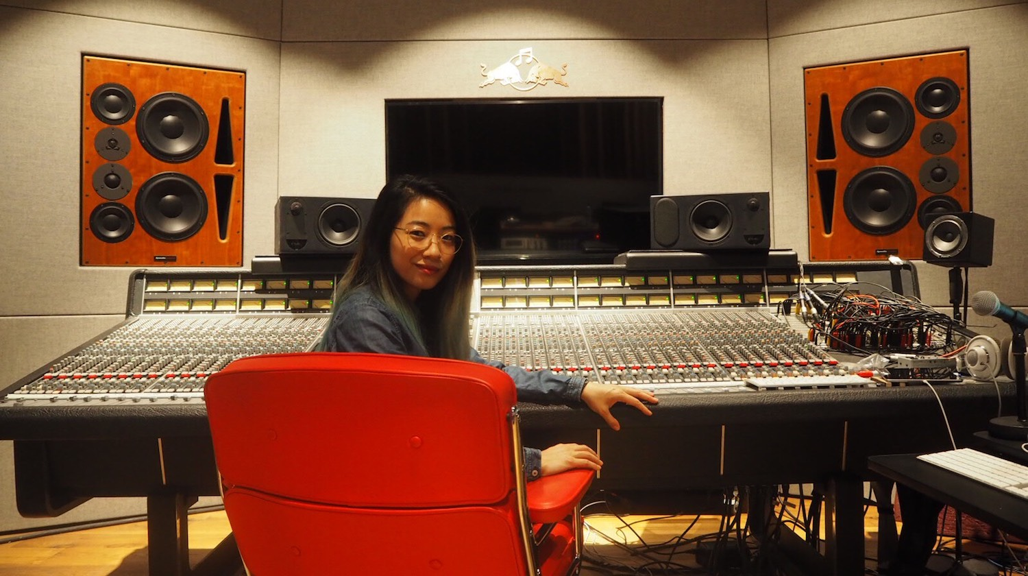 The Happy Bull Amsterdam Working At Red Bull Studios Amsterdam As Assistant Audio Engineer