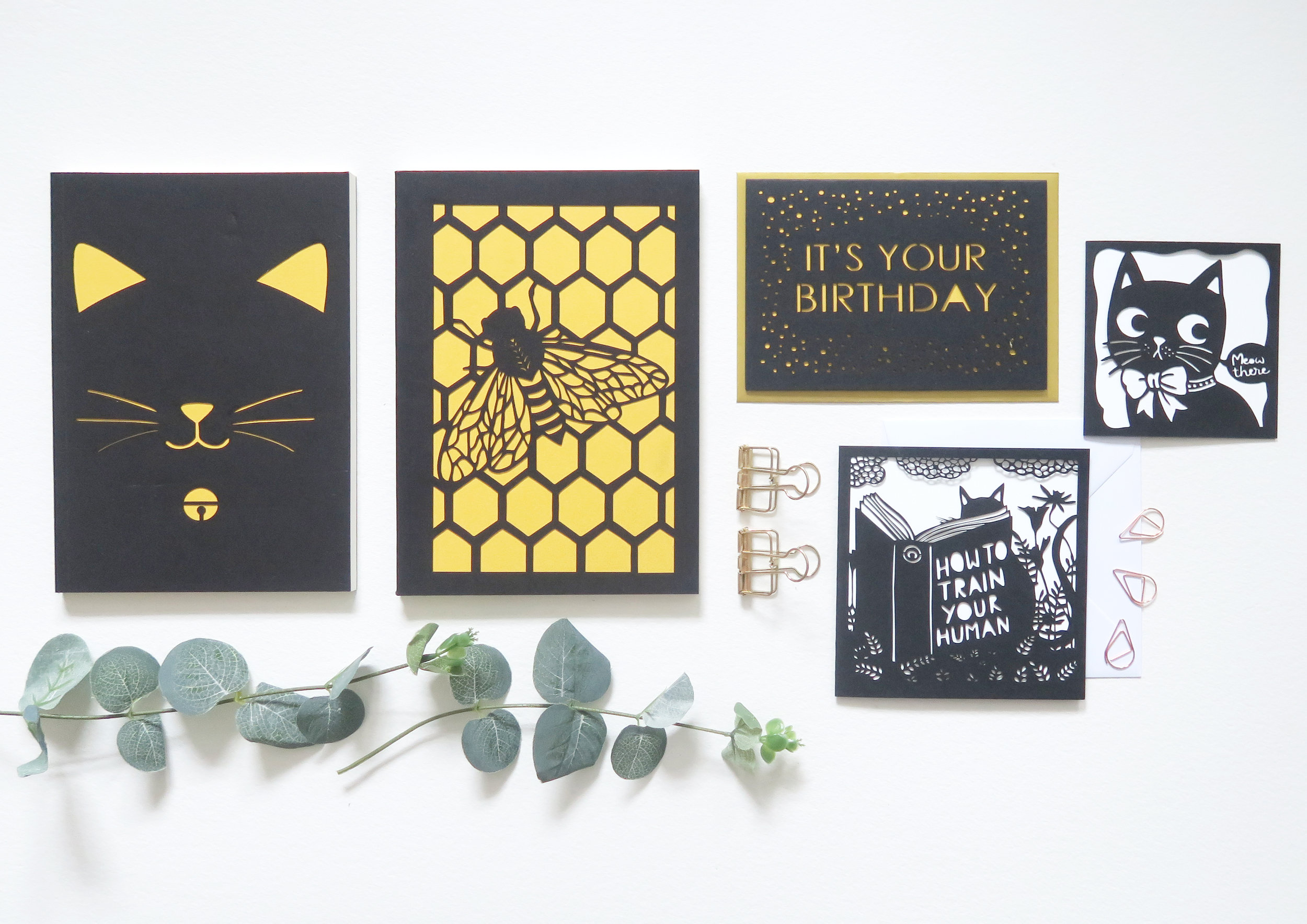 Chau Art - stationery for businesses
