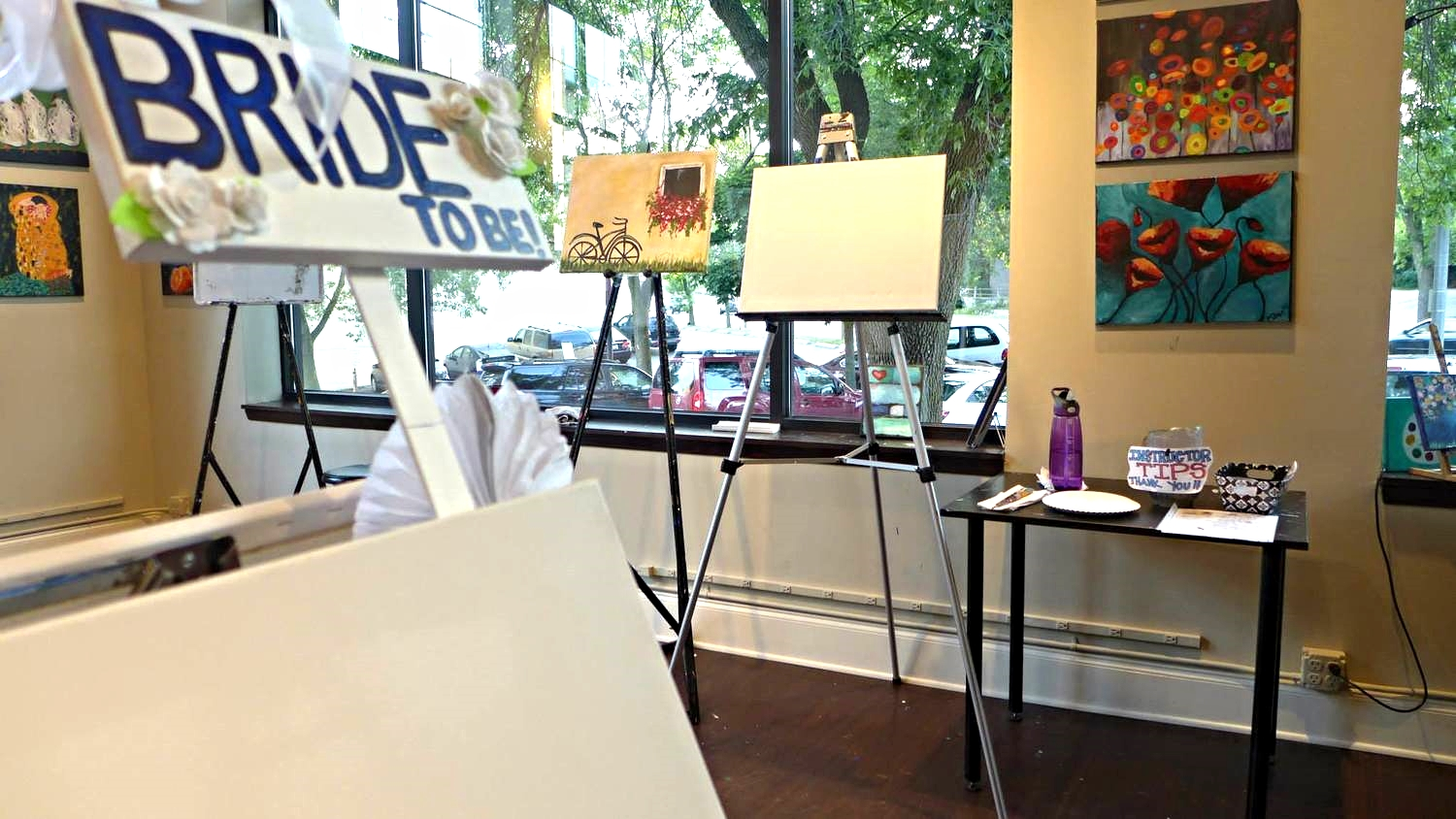 Arte Wine And Paint Wauwatosa Private Parties Arté