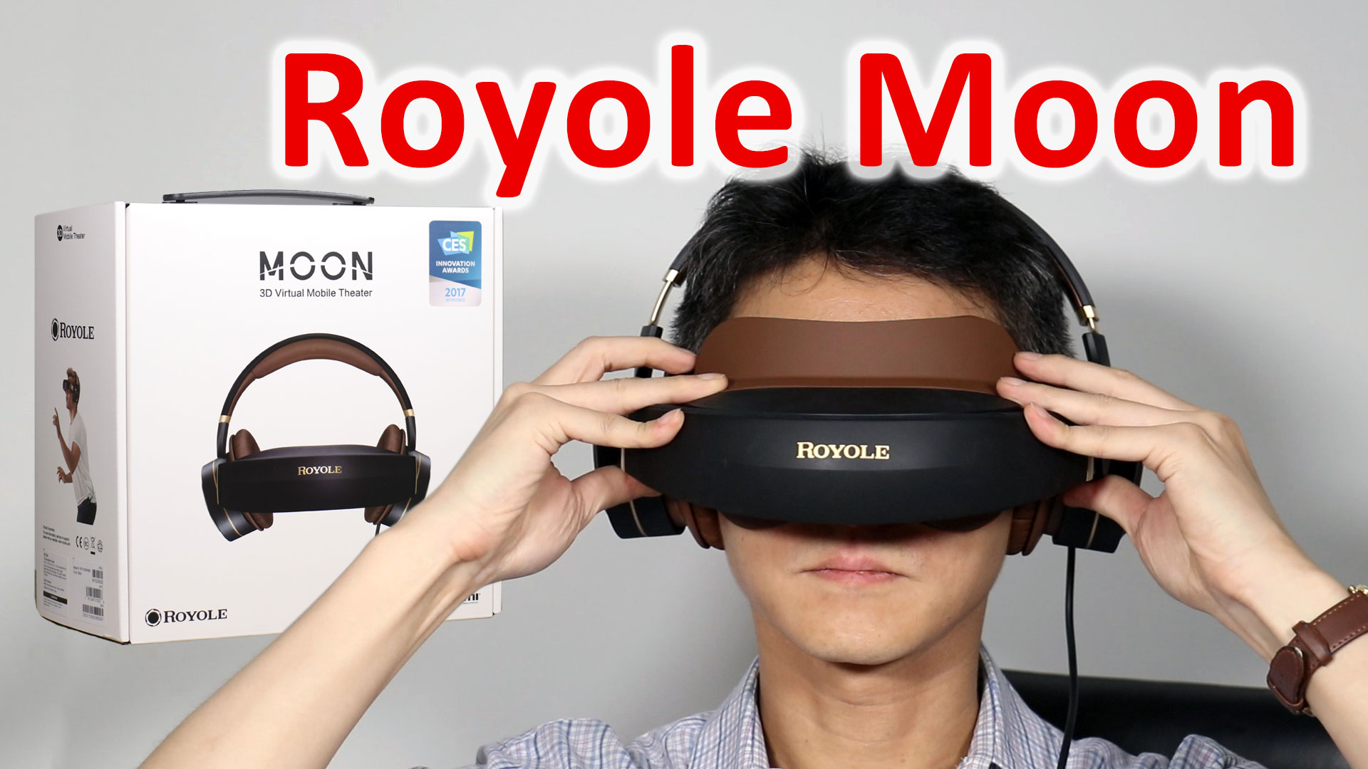 Royole Moon Review Royole Moon 3d Virtual Mobile Theater Otakus Geeks