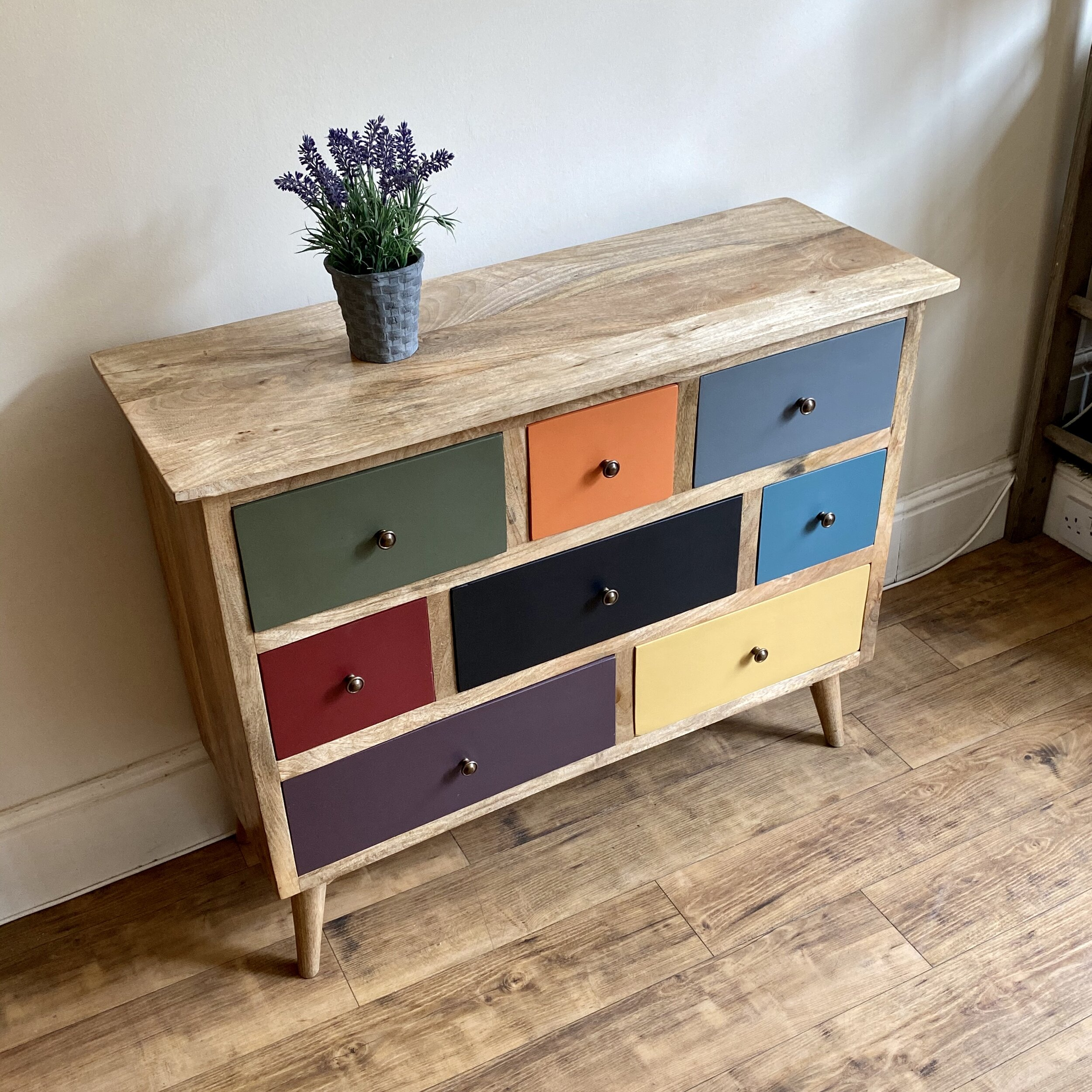 Upcycled Furniture For Sale Upcycled Creative Upcycled 8 Drawer Chest Nordic Style Upcycled Creative