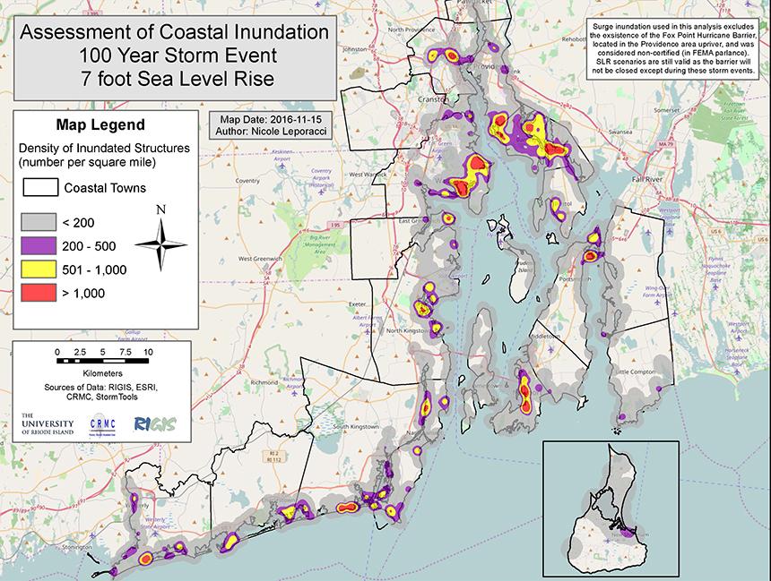 Words Won\u0027t Address Global Warming Impacts on Rhode Island But Well