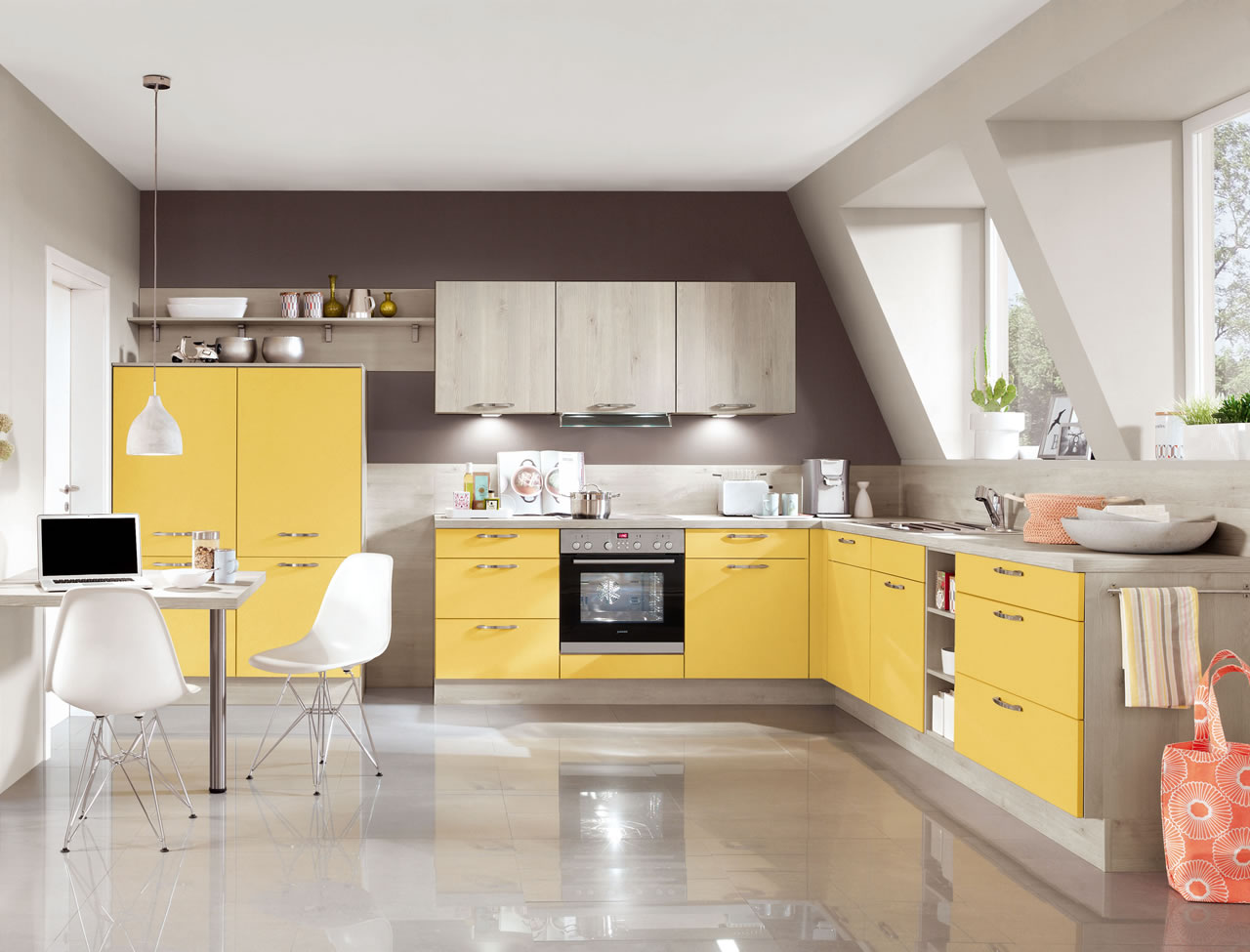 Nobilia Lux 555 Sand Kitchen Collections Evoke German Kitchens