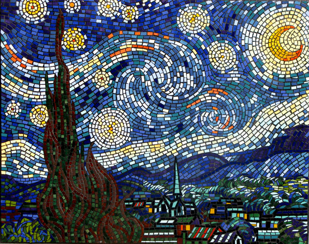 Mosaic Dreams 39n Motion