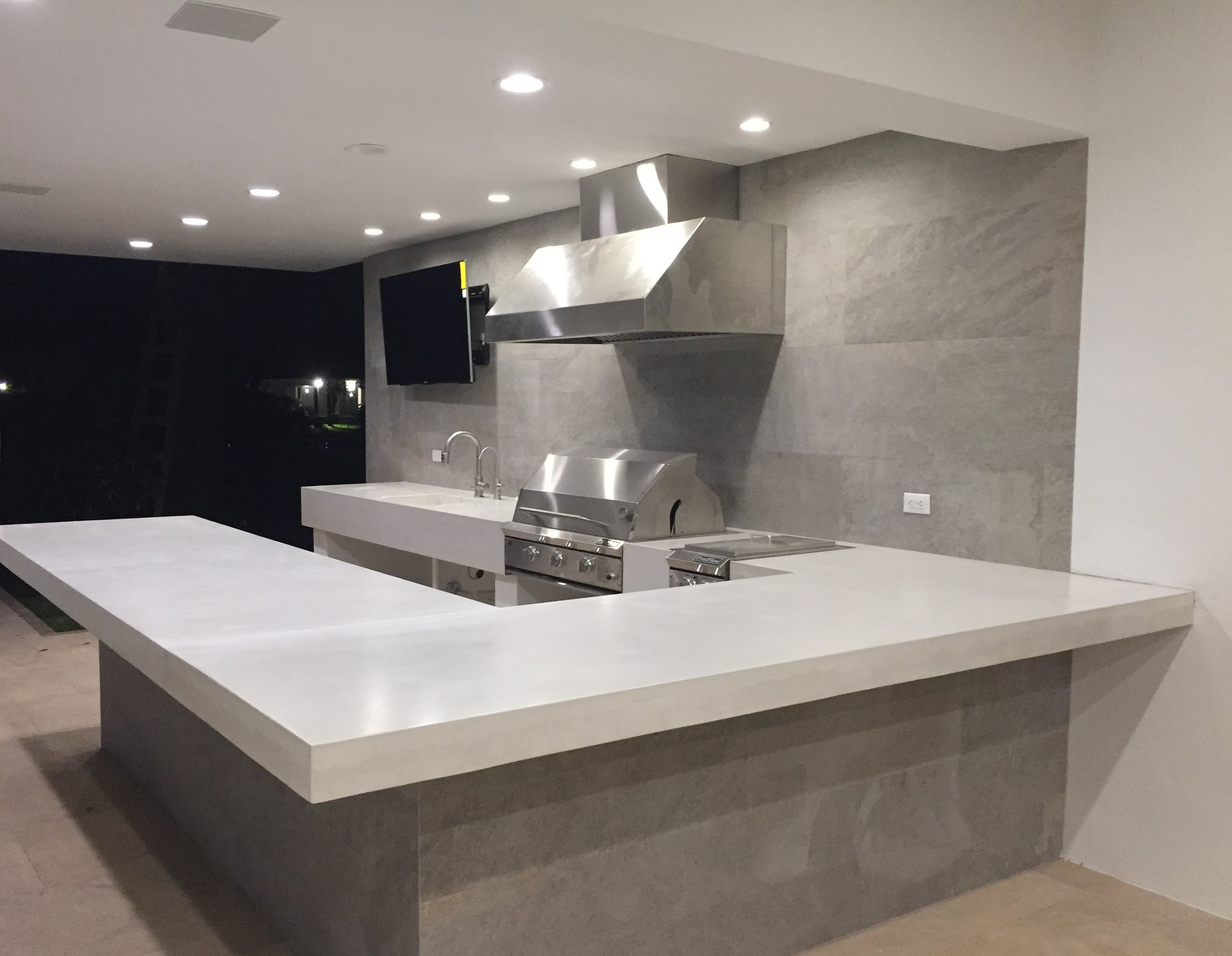 Concrete Countertops Pricing Concrete Sinks Countertops And Furniture By Stogs Concrete