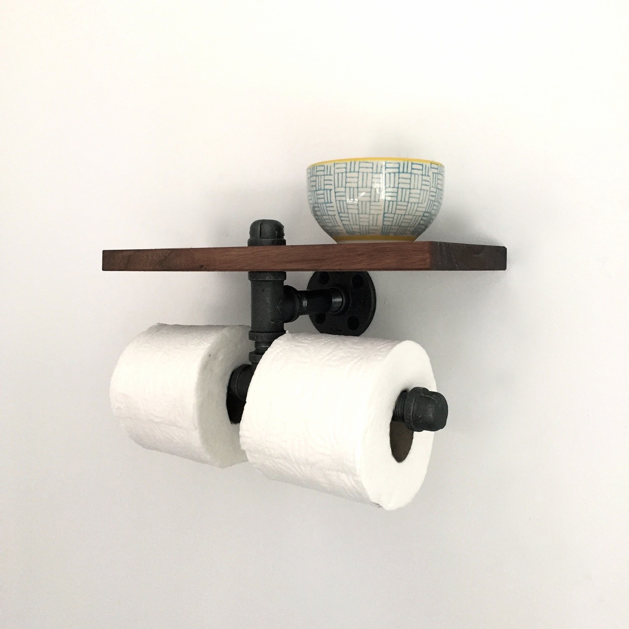 Toilet Paper Holder Unique Tully Double Toilet Paper Holder