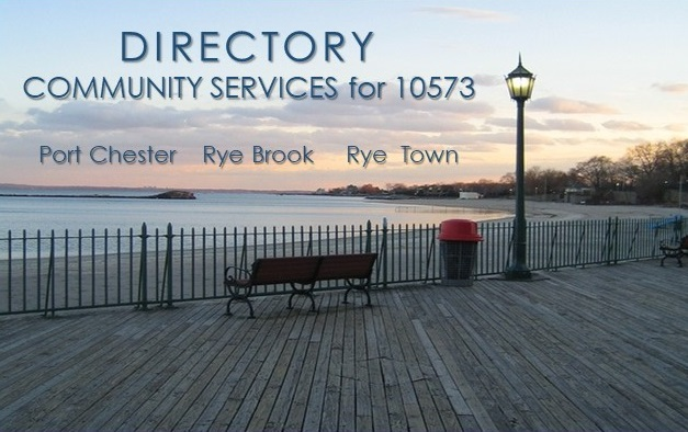 2018 Directory of Community Services for Port Chester, Town of Rye - community service directory
