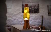 Mathmos Heritage Astro Lava Lamp Review - Slinky Studio