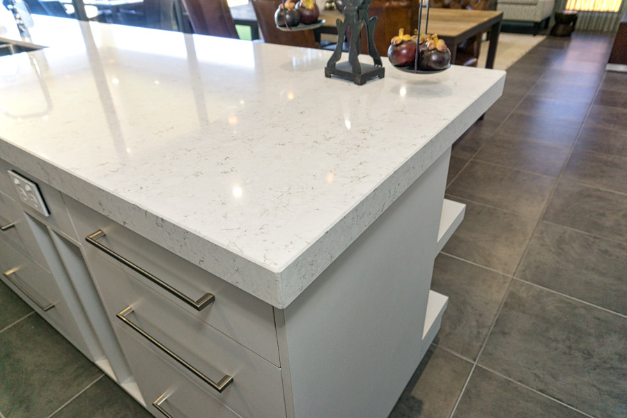 Square Kitchen Island Bench Grady Homes: Fairmont - Harris Crossing Natural