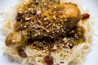 Seffa - Moroccan Chicken With Vermicelli  My Moroccan Food