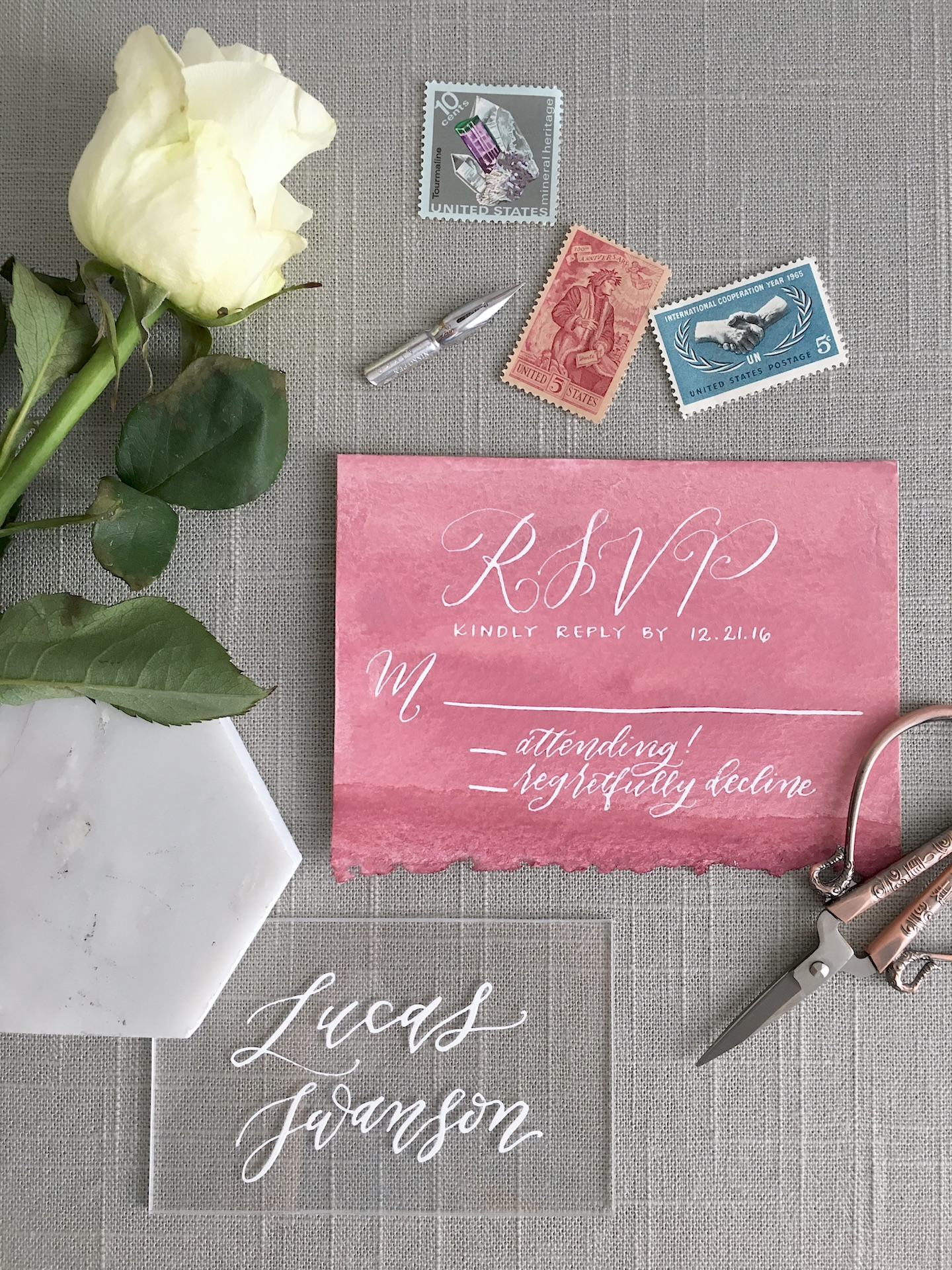 what to write on wedding rsvp cards