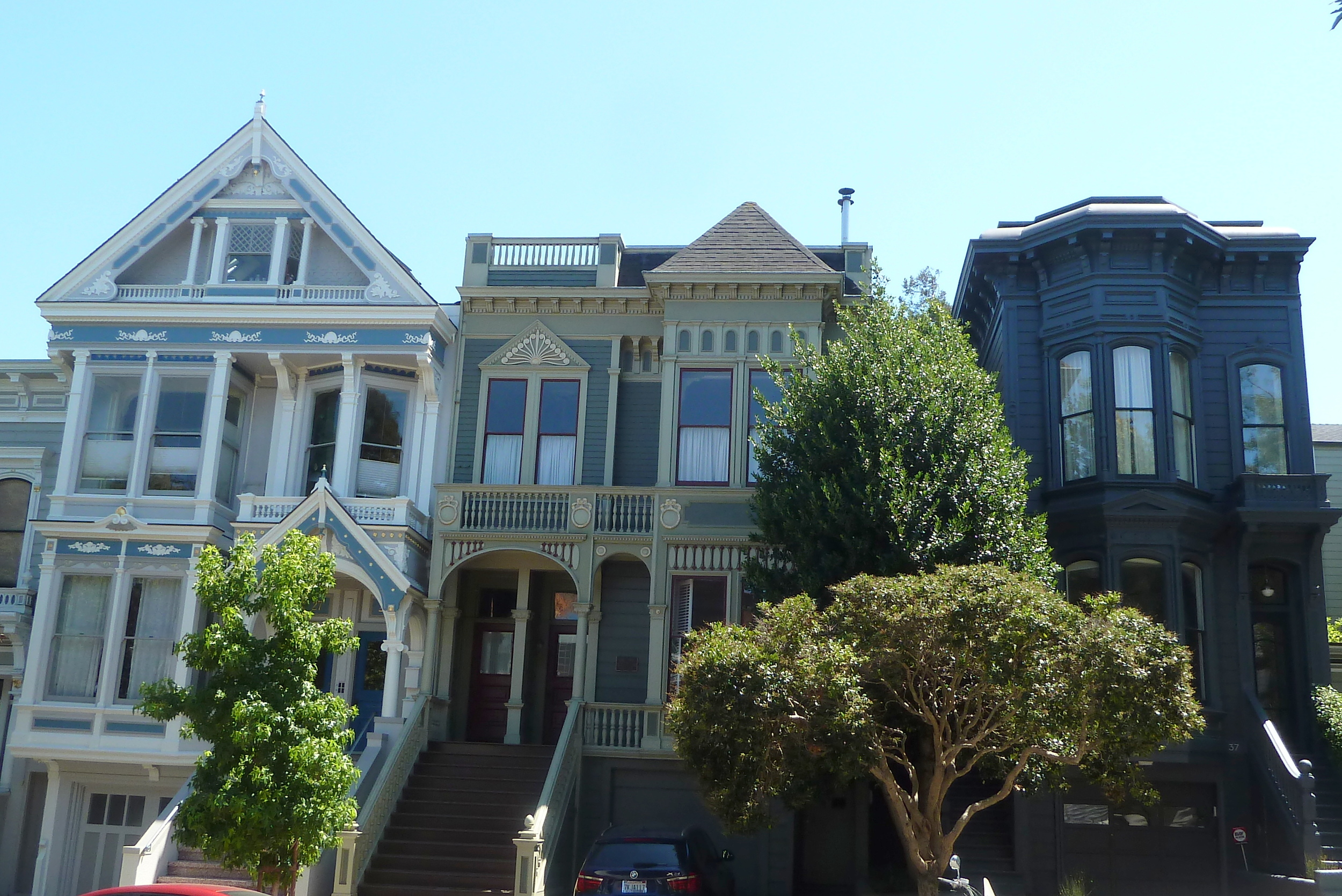 5 Things: Victorians In San Francisco — City Explorer San Francisco