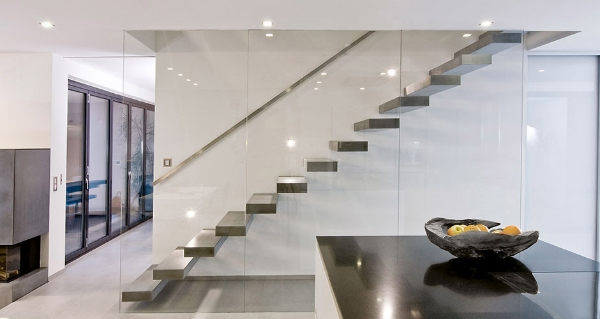 Sichtbetontreppe Innen Stairhaus Inc. | Custom Stair Design And Construction