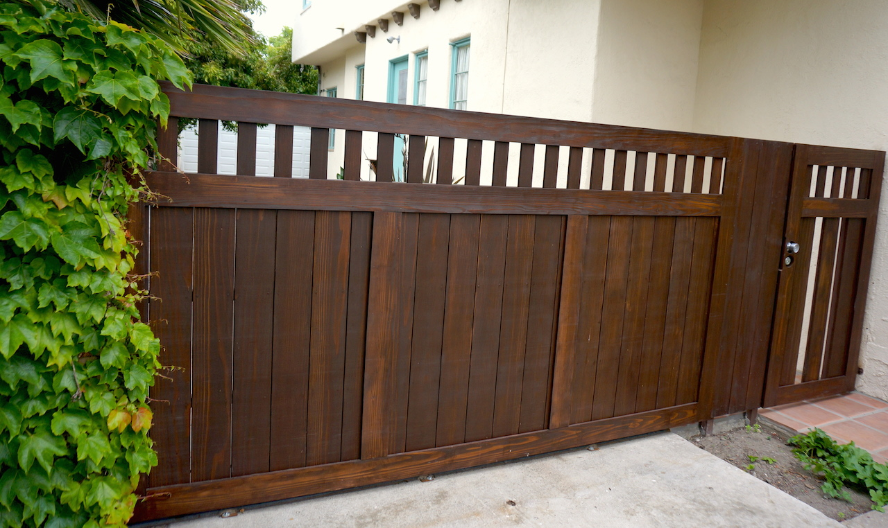 Projects — Harwell Design - Fences, Driveway Gates, Los Angeles